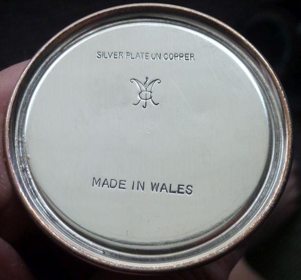 Welsh Silver Plate goblet - maker ID sought  (MJC or JMC?) Goblet11