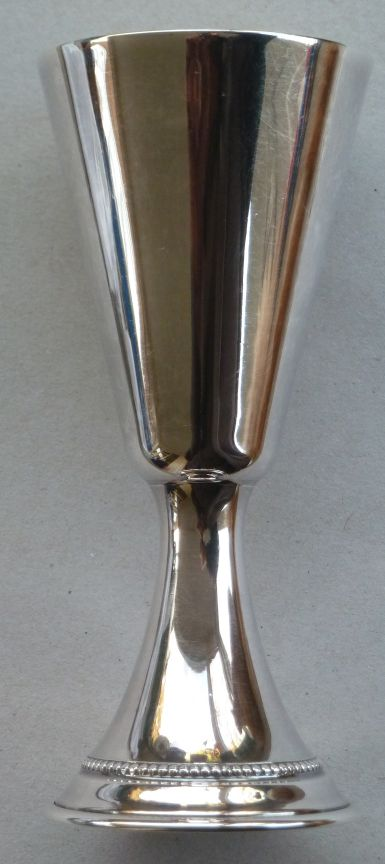 Welsh Silver Plate goblet - maker ID sought  (MJC or JMC?) Goblet12