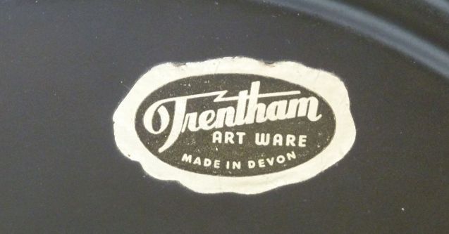 Trentham Art Ware by Devonshire Potteries Ltd, Bovey Tracey  Trenth12