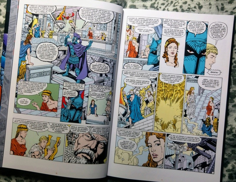 [DC - Salvat] La Colección de Novelas Gráficas de DC Comics  - Página 3 20171118