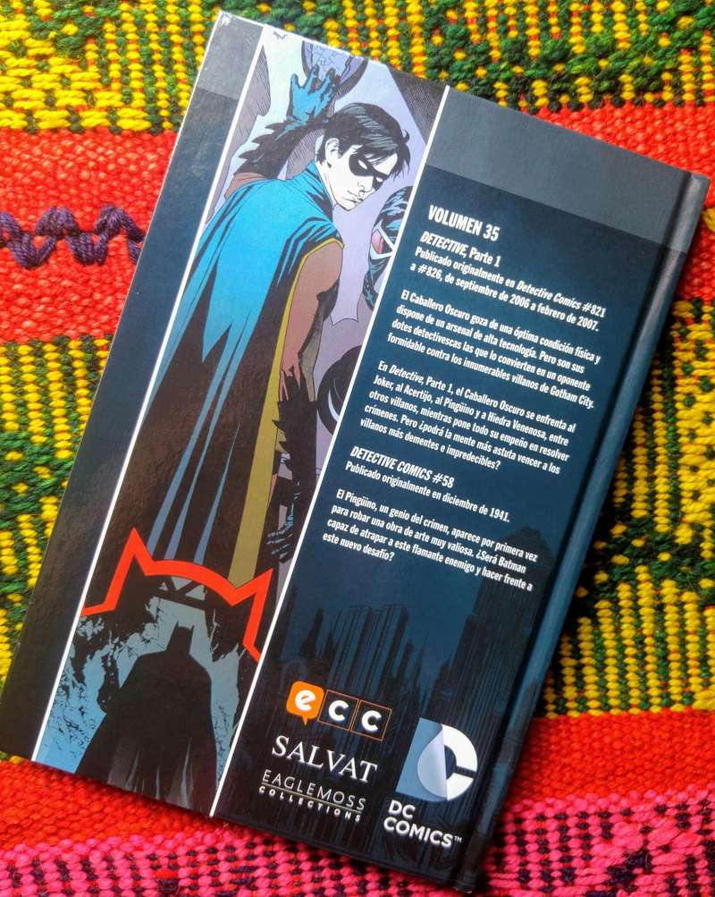 851 - [DC - Salvat] La Colección de Novelas Gráficas de DC Comics  - Página 5 20171143
