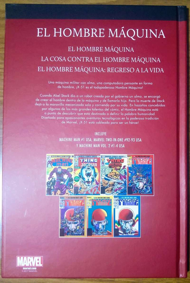 1-7 - [Marvel - Salvat] Colección Los Héroes Más Poderosos de Marvel - Página 33 20171232