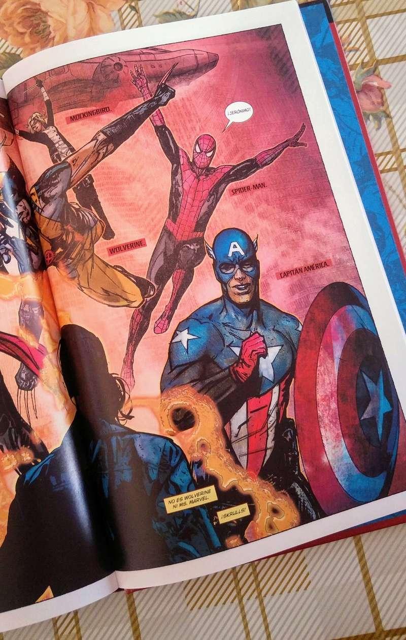 1-7 - [Marvel - Salvat] Colección Los Héroes Más Poderosos de Marvel - Página 33 20180119