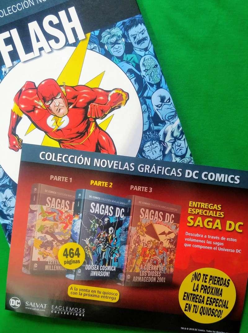 [DC - Salvat] La Colección de Novelas Gráficas de DC Comics  - Página 8 20180327