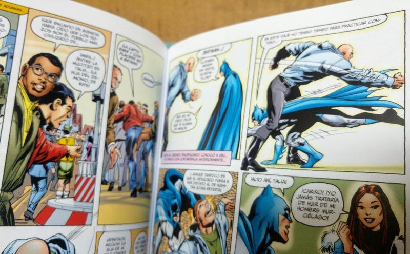 [DC - Salvat] La Colección de Novelas Gráficas de DC Comics  - Página 40 Batman11