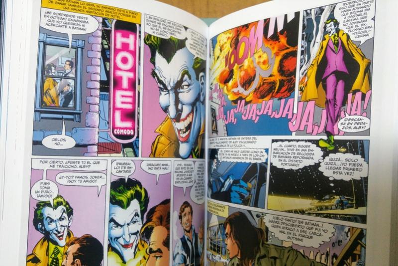 [DC - Salvat] La Colección de Novelas Gráficas de DC Comics  - Página 40 Batman14