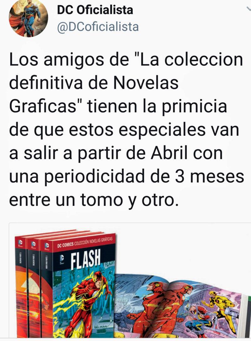 [DC - Salvat] La Colección de Novelas Gráficas de DC Comics  - Página 8 Flashe10