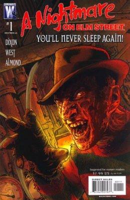 Comics de películas o series de dibujos Freddy10