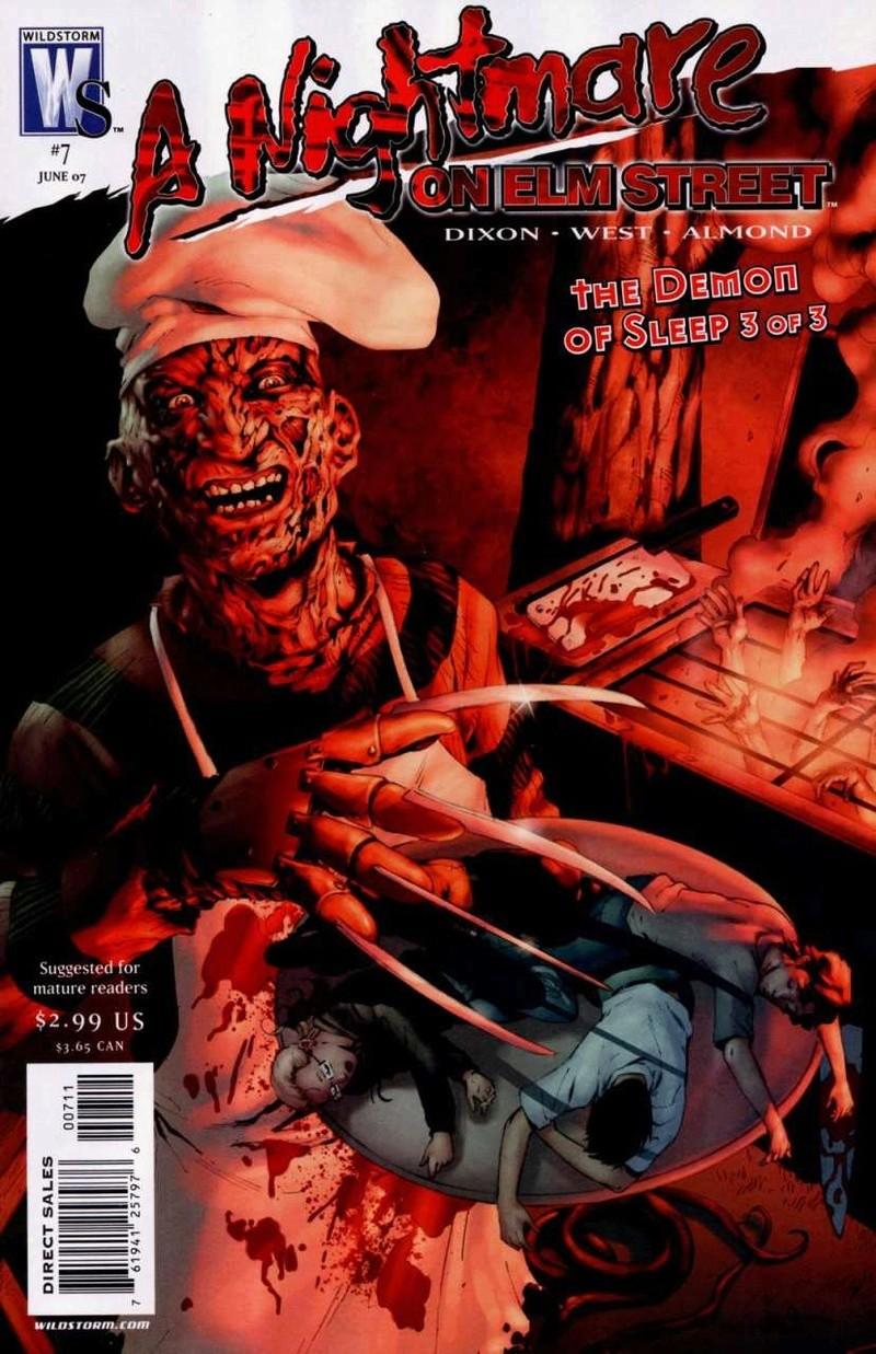 Comics de películas o series de dibujos Freddy11
