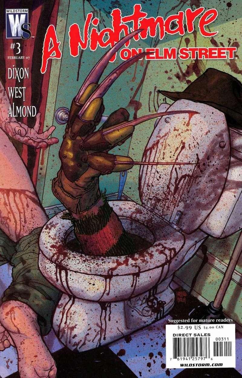 Comics de películas o series de dibujos Freddy12