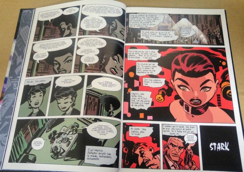 [DC - Salvat] La Colección de Novelas Gráficas de DC Comics  - Página 40 Gatu110