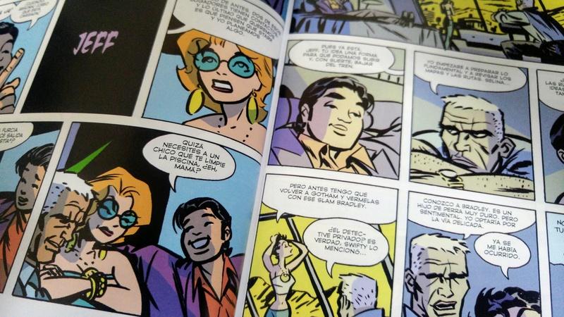 [DC - Salvat] La Colección de Novelas Gráficas de DC Comics  - Página 40 Gatu210