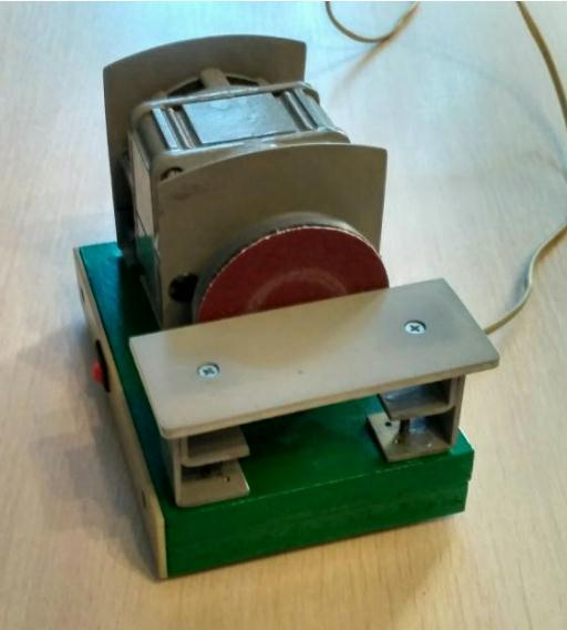 Минишлиф (шлиф.станок)дисковый Eiaz-012