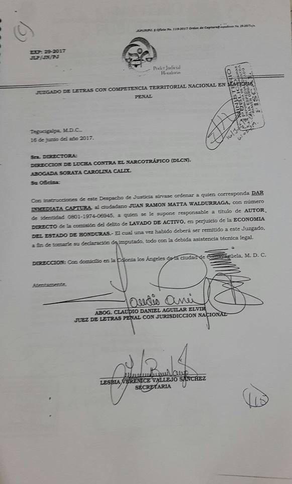 Julian Pacheco se enreda en sus propias mentiras en caso del hijo de Matta Ballesteros Orden-10