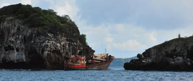 [Epave] Ile Bequia - Saint Vincent et Grenadines - Caraïbes Bequia10
