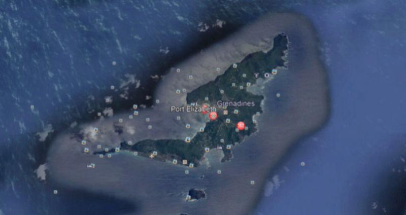 [Epave] Ile Bequia - Saint Vincent et Grenadines - Caraïbes Bequia12
