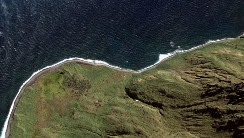 L'île Inaccessible- archipel Tristan da Cunha -Océan Atlantique Innacc13