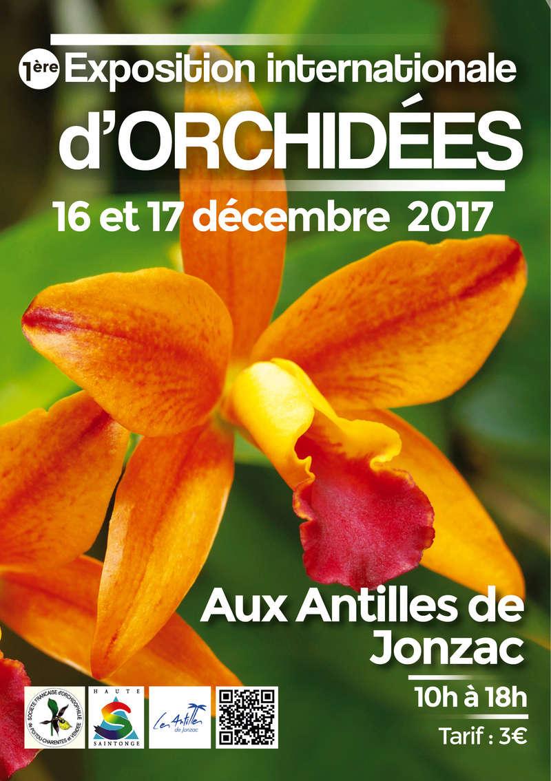 1ere exposition internationale en CHARENTE MARITIME  Décembre 2017 Flyer_10