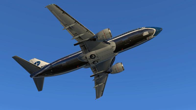 737-300 Varig decolando de SBRJ 410