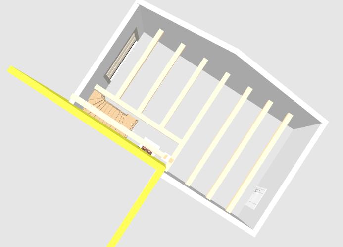 Help : Charpente (désolidarisée de la maison) pour un garage accolé Captur13