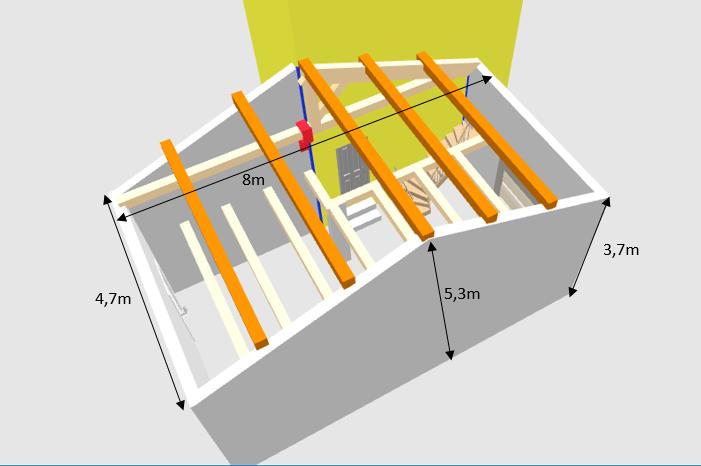 Help : Charpente (désolidarisée de la maison) pour un garage accolé Charpe10
