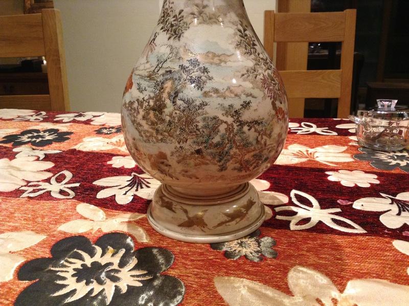 Identify a Satsuma pot Image22