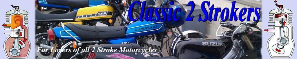Classic 2Stroke Yorks