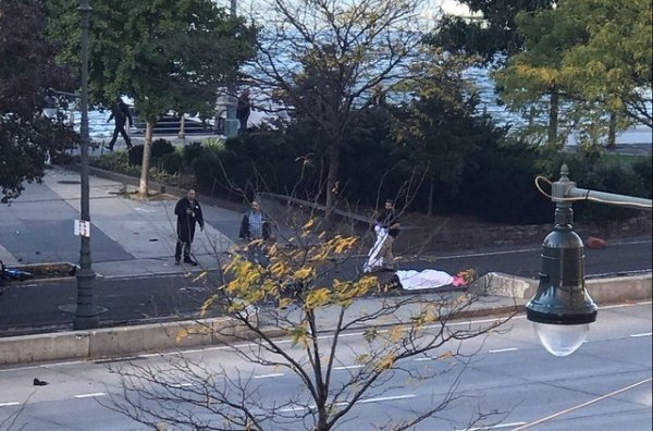 Fusillade à Manhattan, plusieurs blessés 116
