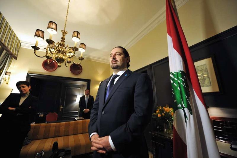 Le premier ministre libanais Saad Hariri démissionne et dénonce la « mainmise » de l'Iran  139