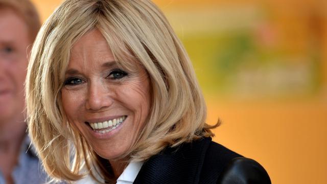Brigitte Macron. 440 000 euros lui sont alloués chaque année 170