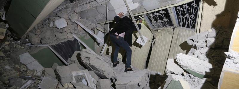 Un violent séisme fait au moins 213 morts en Iran et en Irak 178