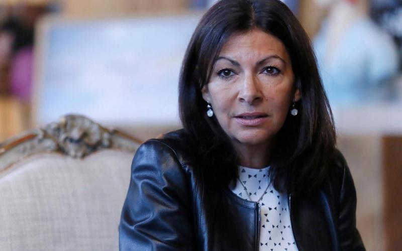 Paris va prendre un nouvel arrêté de piétonnisation Hidalg10