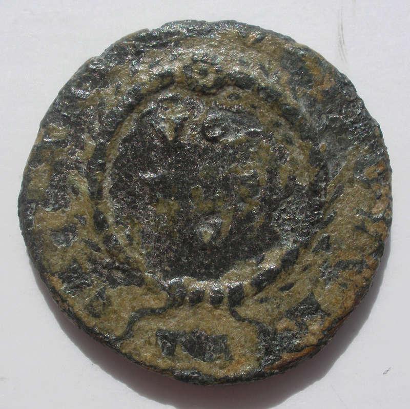 a rare licinius II R110