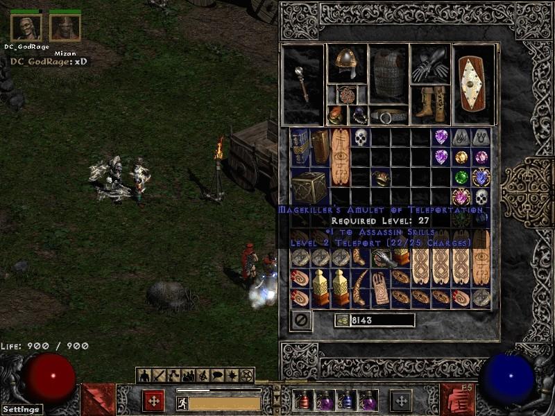 L'amulette magique 27/48 Screen10