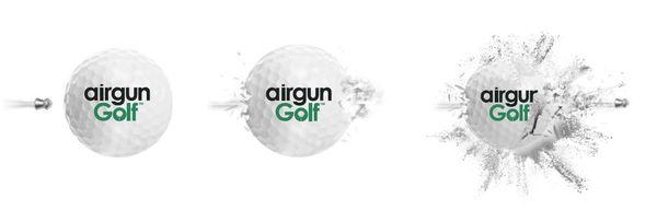 Plinking sur balles de golf Airgun13