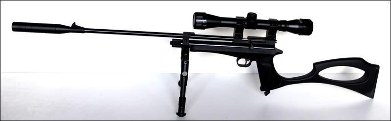 Une carabine de voyage Carabi14