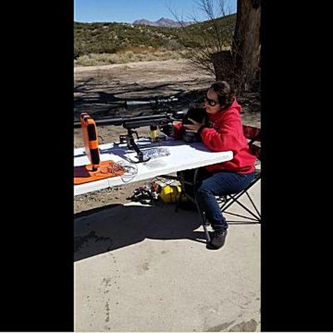 Vidéo de tir avec Texan SS calibre .45 Nielse11