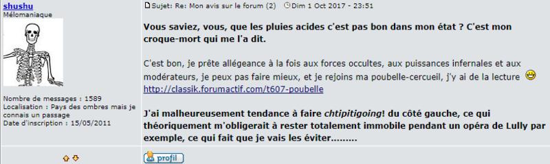 Bashing du forum d'en face qui reste prudemment autour Allyge10