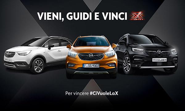 VIENI, GUIDI E VINCI (dal 14/09/17 al 22/11/17) Opel11