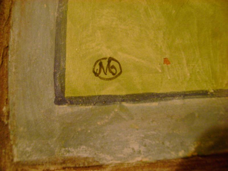 Tiles, unknown artist. Dsc05421