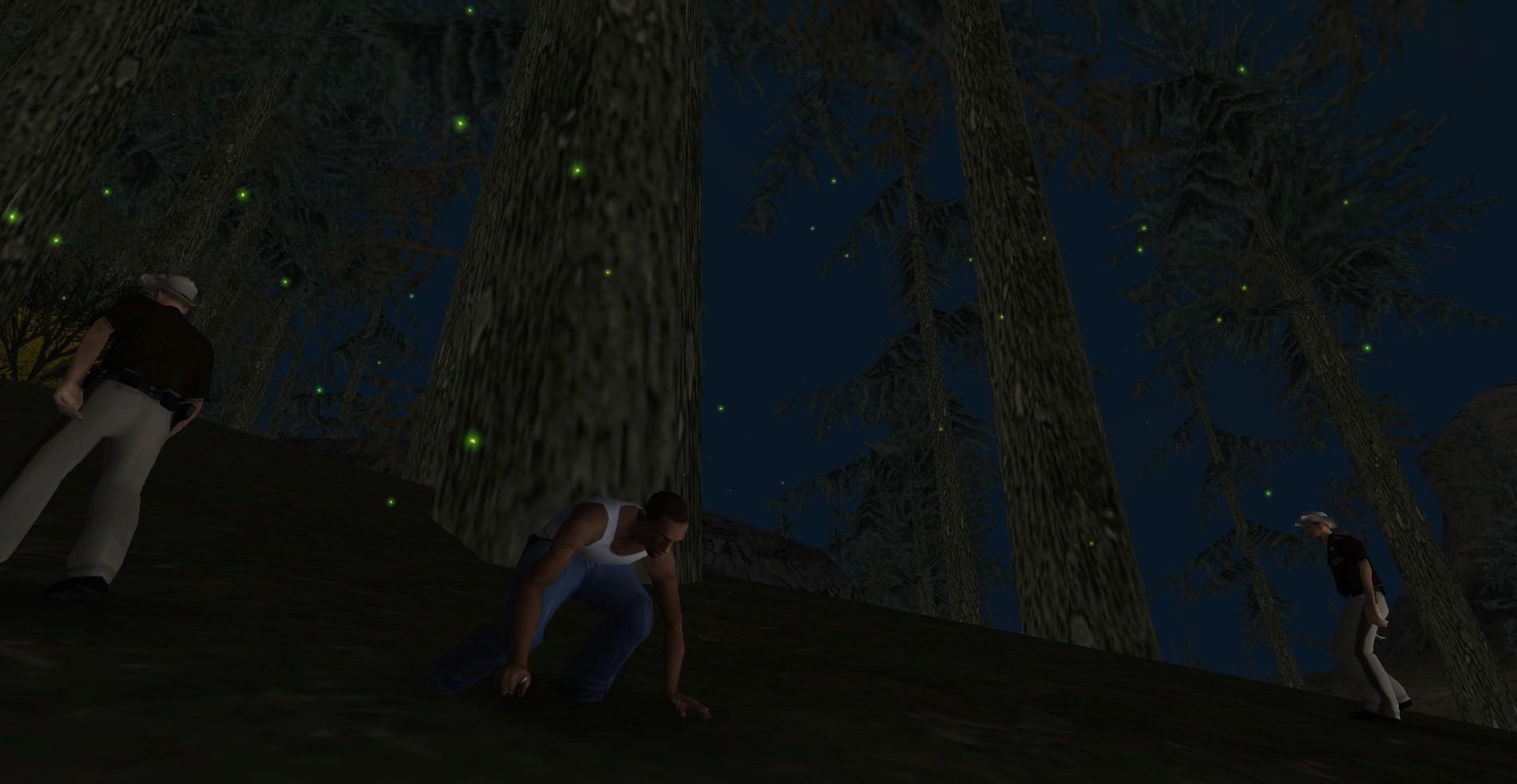 Fireflies Mod (Vaga-lumes durante a noite) 05142614