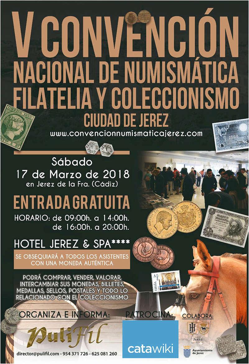 Convención Numismática en Jerez de la Frontera Numisj10