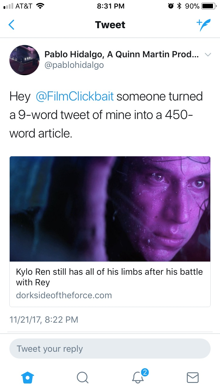 Discussion: Kylo Ren/Ben Solo in TLJ  Ec3a5510