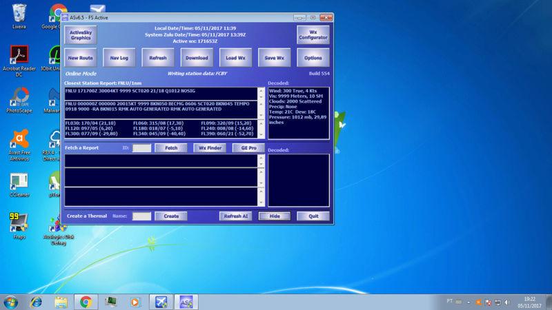 Problema com clima no FSX 23314410