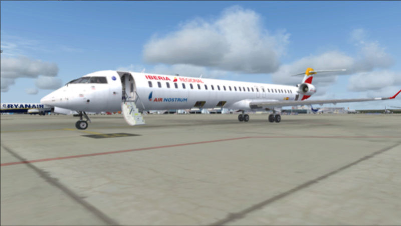 Virtualcol CRJ pack 200/700/900/1000 Fsx_2011