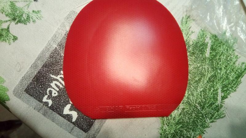 rookie d tecs rouge 2 mm,rapid d tecs, hexer duro rouge Img_2084