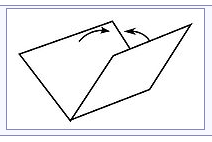 Pliage sans percement Plis-c10