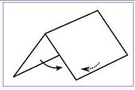 Pliage sans percement Plis-r11