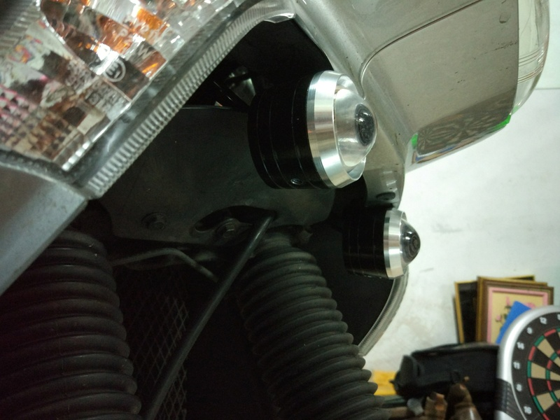 Luzes auxiliares LED  Img_2011