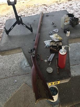 My new Flintlock Pedersoli Alamo .50 caliber  Img_4915
